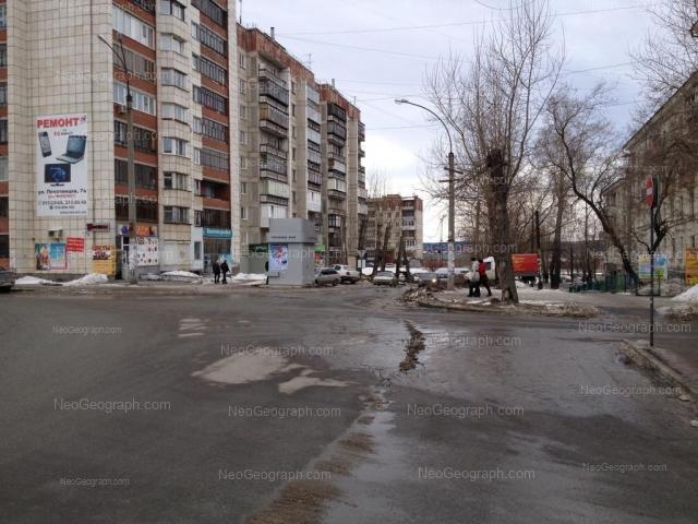 Адрес(а) на фотографии: Техническая улица, 67, Екатеринбург