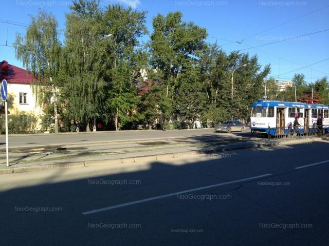 Адрес(а) на фотографии: улица Старых Большевиков, 13, Екатеринбург