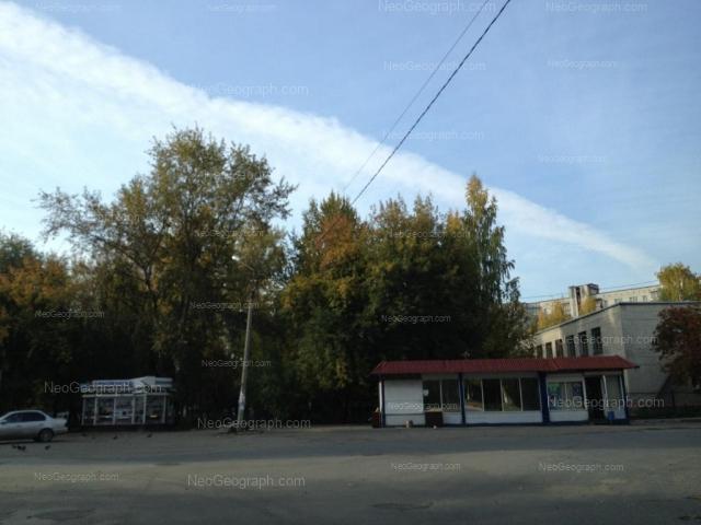 Адрес(а) на фотографии: улица Индустрии, 23, Екатеринбург