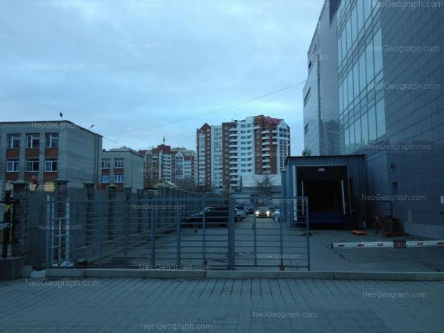 Адрес(а) на фотографии: улица Вайнера, 48, 54, Екатеринбург