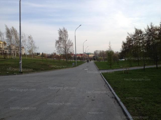Адрес(а) на фотографии: улица Клары Цеткин, 4, Екатеринбург