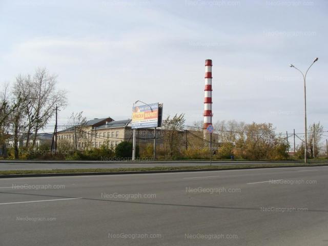 Адрес(а) на фотографии: улица III Интернационала, 15, Екатеринбург