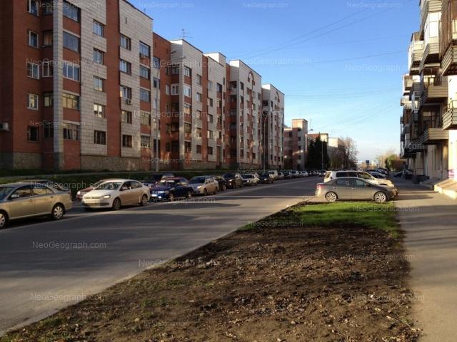 Адрес(а) на фотографии: улица Степана Разина, 20, 22, 24, Екатеринбург