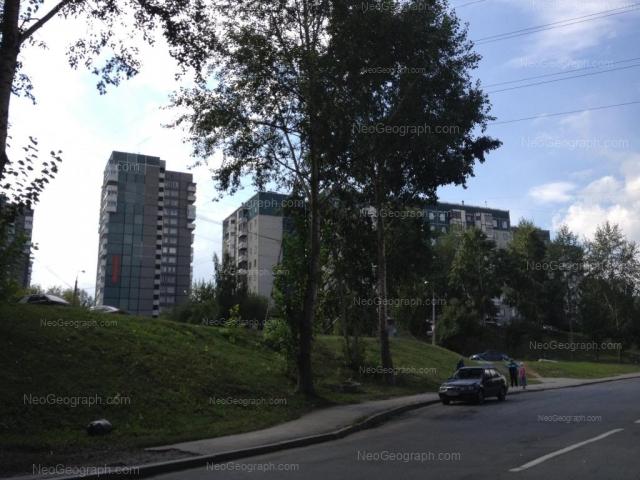 Адрес(а) на фотографии: бульвар Есенина, 4, Екатеринбург
