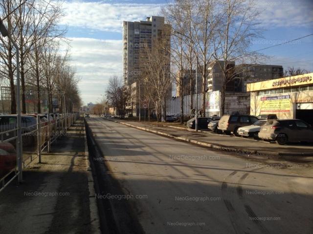 Адрес(а) на фотографии: улица Ткачей, 14, 14а, 16а, Екатеринбург