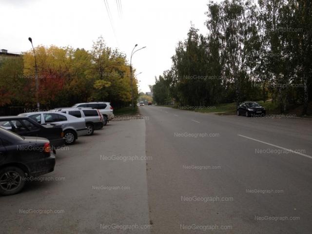 Адрес(а) на фотографии: улица Патриса Лумумбы, 27, Екатеринбург