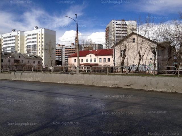 Адрес(а) на фотографии: Техническая улица, 52, 54, 56, 58а, Екатеринбург