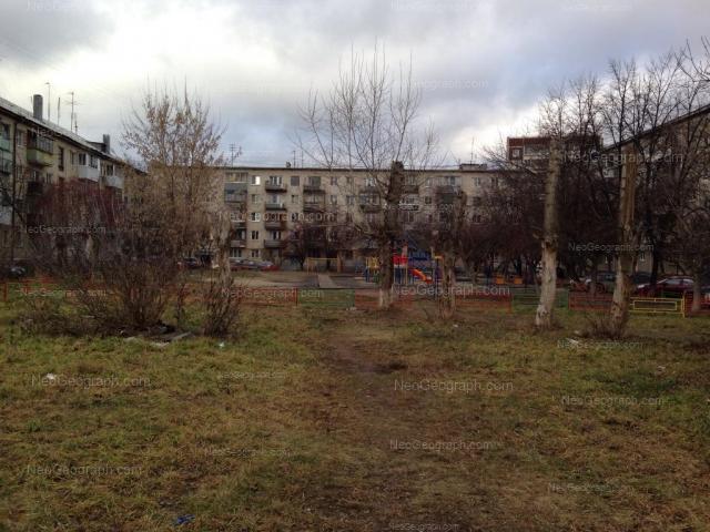 Адрес(а) на фотографии: Карельская улица, 47, 49, Екатеринбург