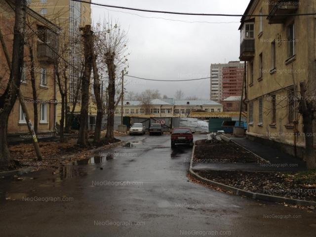 Адрес(а) на фотографии: улица Чекистов, 1А, 1Б, Екатеринбург