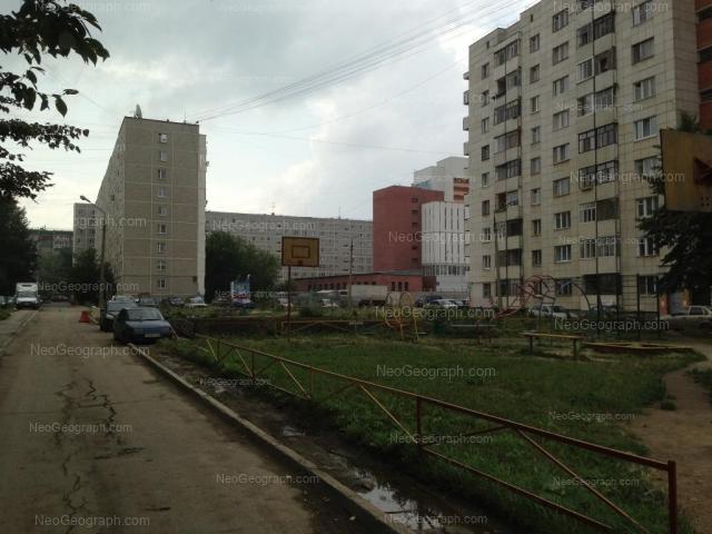 Адрес(а) на фотографии: улица Фрезеровщиков, 39, 39А, Екатеринбург