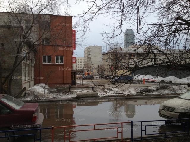 Адрес(а) на фотографии: улица Сони Морозовой, 180, Екатеринбург