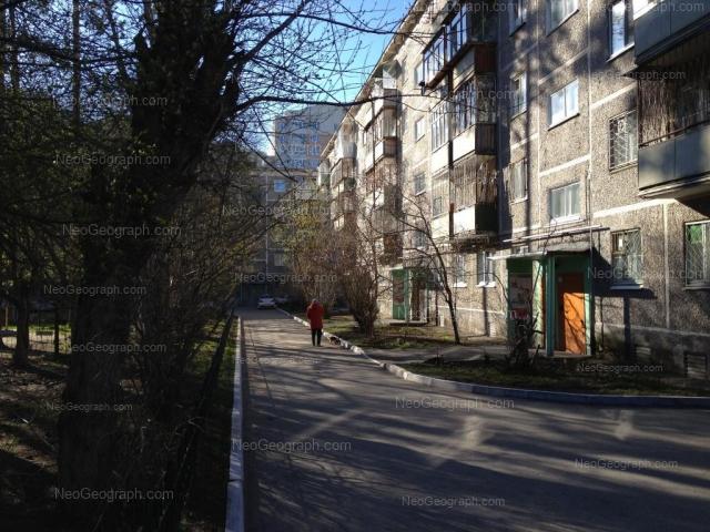 Адрес(а) на фотографии: Ясная улица, 36/1, 36/2, Екатеринбург