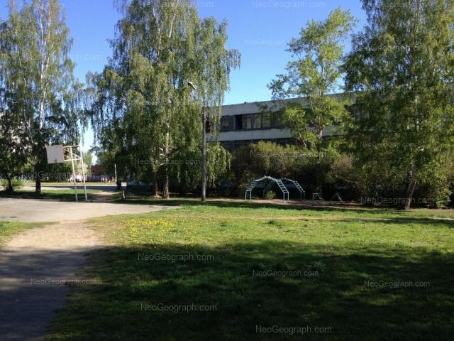 Address(es) on photo: Reshetnikova driveway, 10, Yekaterinburg