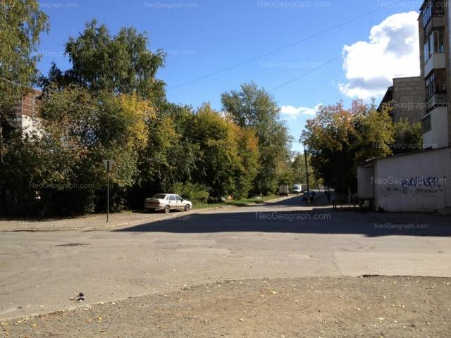 Адрес(а) на фотографии: Ярославская улица, 17, Екатеринбург