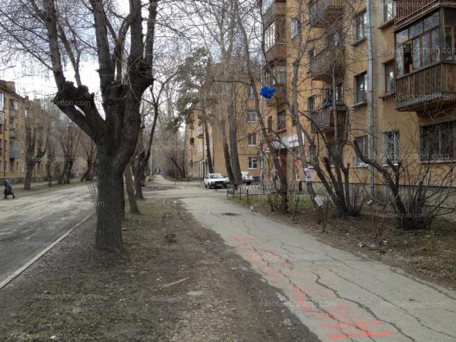 Адрес(а) на фотографии: Коуровская улица, 15, 17, 24, Екатеринбург