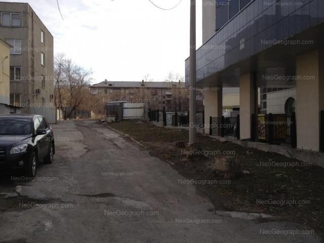 Адрес(а) на фотографии: улица Братьев Быковых, 19, Екатеринбург