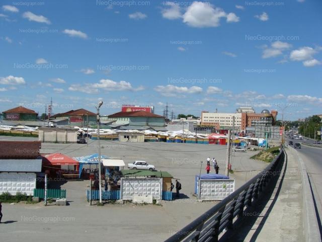 Адрес(а) на фотографии: Техническая улица, 19, Екатеринбург