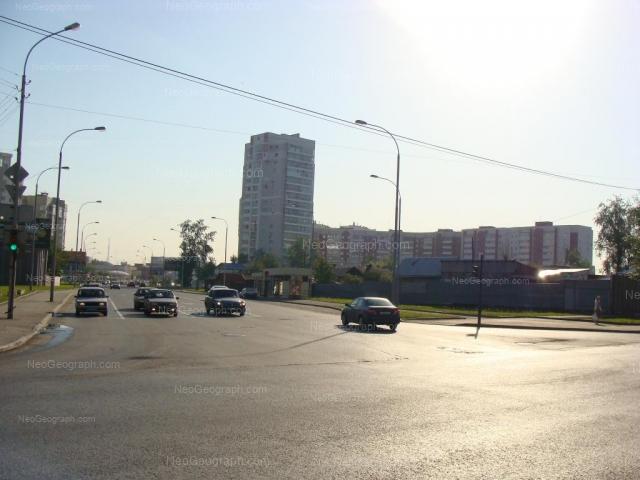 Адрес(а) на фотографии: улица Фурманова, 125, 127, Екатеринбург