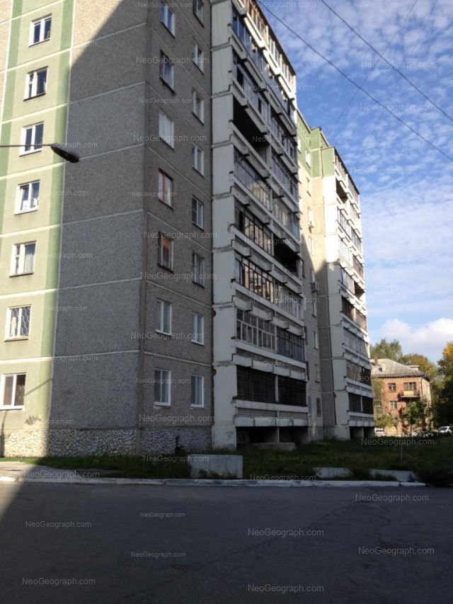 Адрес(а) на фотографии: улица Мира, 12, 12А, Екатеринбург