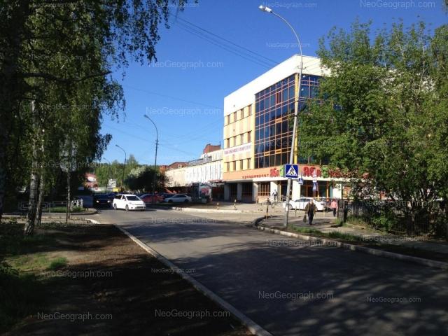 Адрес(а) на фотографии: проезд Решетникова, 22, 22А, Екатеринбург