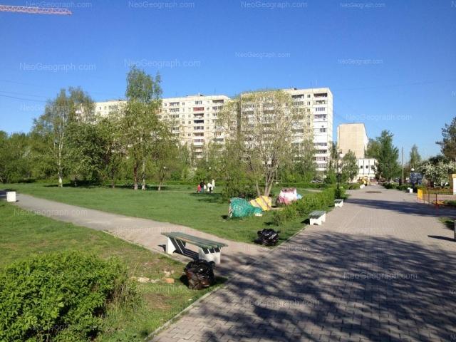 Адрес(а) на фотографии: проезд Решетникова, 2, 4, 6, Екатеринбург