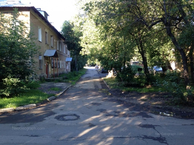Адрес(а) на фотографии: Донская улица, 9, Екатеринбург