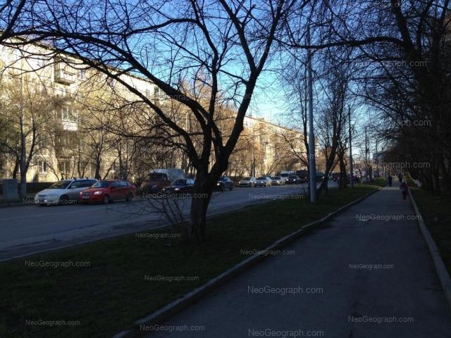 Адрес(а) на фотографии: улица Данилы Зверева, 7, Екатеринбург
