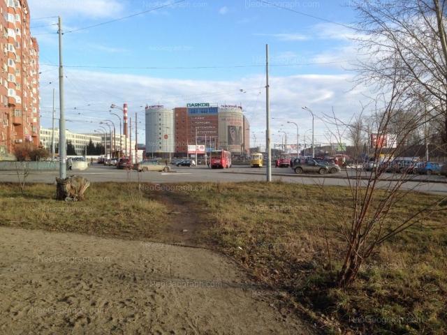 Address(es) on photo: Vostochnaya street, 51, Yekaterinburg