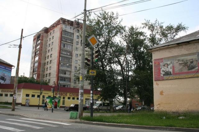 Адрес(а) на фотографии: улица Пехотинцев, 3, 6, Екатеринбург