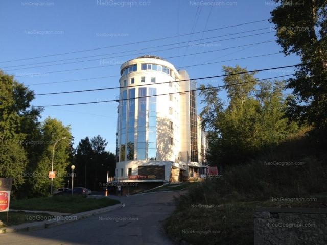 Адрес(а) на фотографии: улица Бажова, 193, Екатеринбург