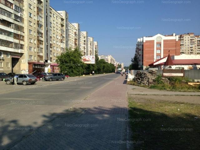 Адрес(а) на фотографии: улица Уральских Рабочих, 26, 28, 33, Екатеринбург
