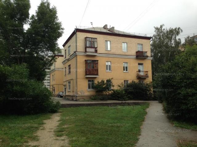 Адрес(а) на фотографии: Агрономическая улица, 6, Екатеринбург