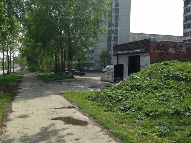 Адрес(а) на фотографии: Автомагистральная улица, 17, Екатеринбург