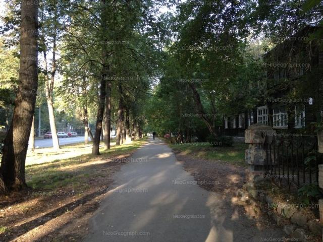 Адрес(а) на фотографии: Первомайская улица, 101, 103, 108, Екатеринбург
