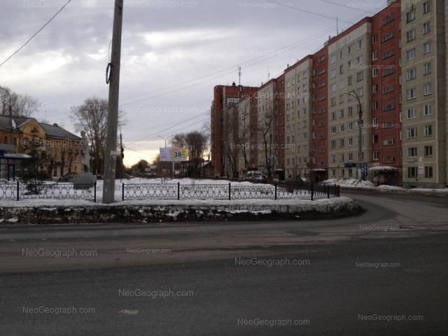 Адрес(а) на фотографии: Техническая улица, 64, 67, Екатеринбург