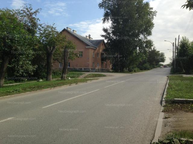 Адрес(а) на фотографии: Обходной переулок, 29, Екатеринбург
