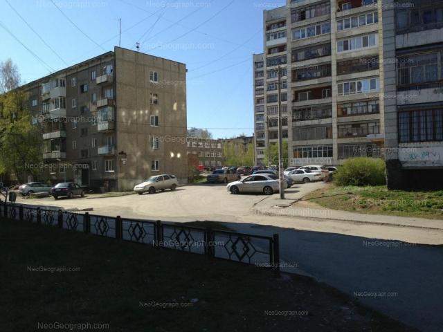 Адрес(а) на фотографии: Ангарская улица, 38, Екатеринбург