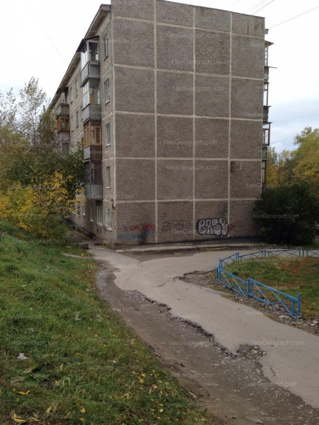 Адрес(а) на фотографии: улица Металлургов, 18, Екатеринбург