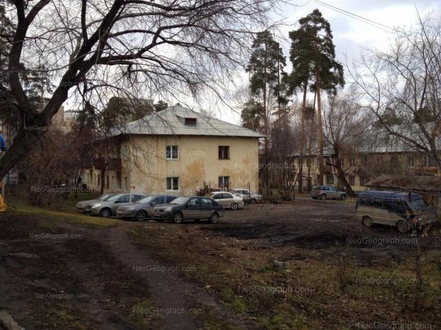 Адрес(а) на фотографии: Ленинградская улица, 30, 30А, Екатеринбург