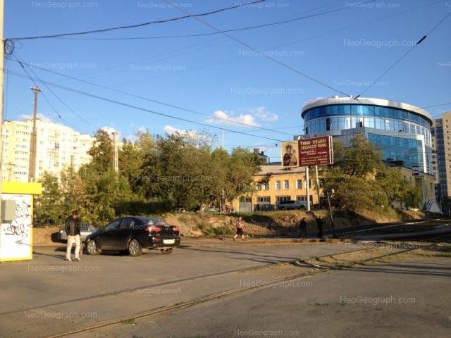Адрес(а) на фотографии: улица Шейнкмана, 84, Екатеринбург