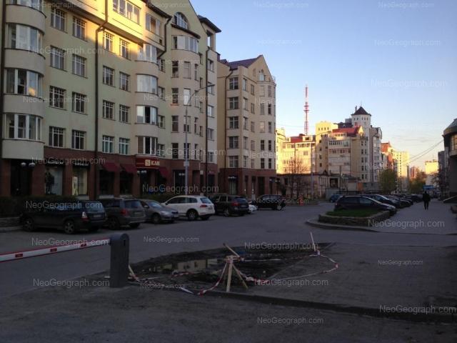 Адрес(а) на фотографии: Красноармейская улица, 37, 41, Екатеринбург