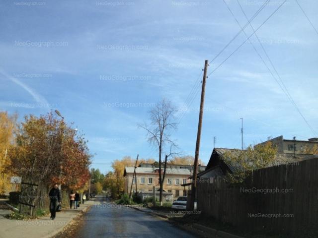 Адрес(а) на фотографии: Эскадронная улица, 5, 7, Екатеринбург