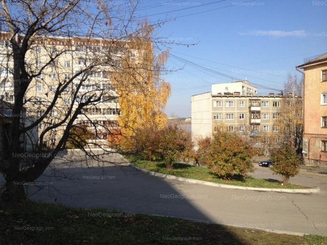 Адрес(а) на фотографии: Угловой переулок, 6, Екатеринбург