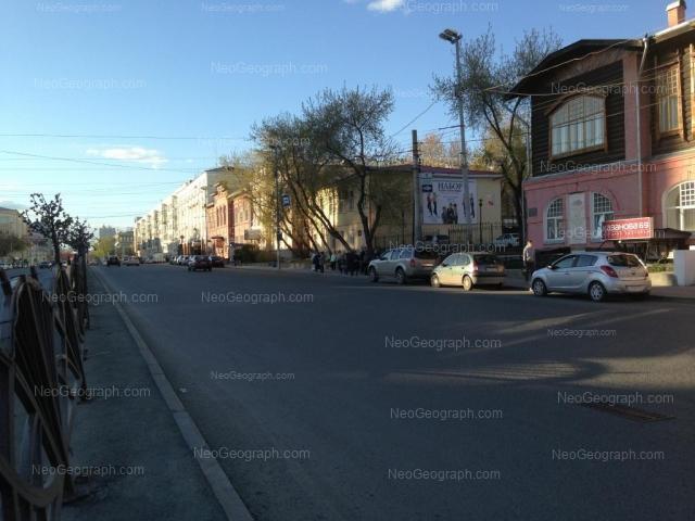 Адрес(а) на фотографии: улица Карла Либкнехта, 2, 6А, 8, 8Б, 16, Екатеринбург