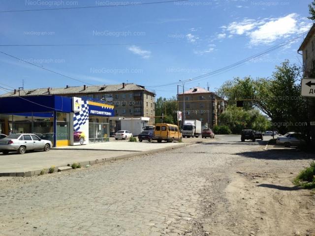Адрес(а) на фотографии: Донбасская улица, 20, 21а, Екатеринбург