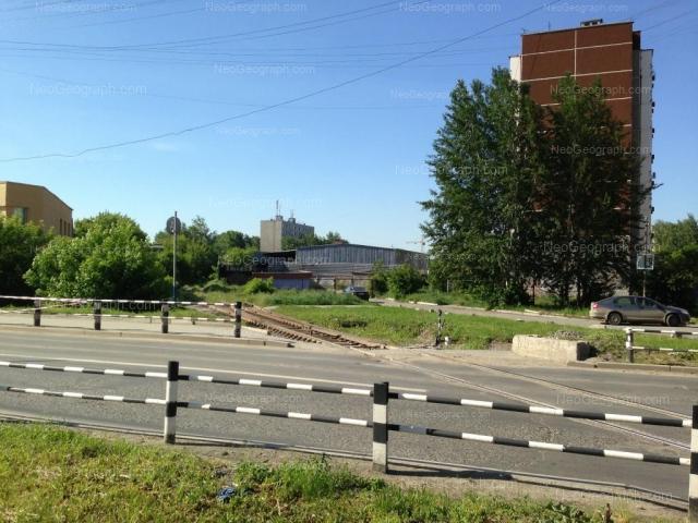 Address(es) on photo: Kuibisheva street, 104, Yekaterinburg
