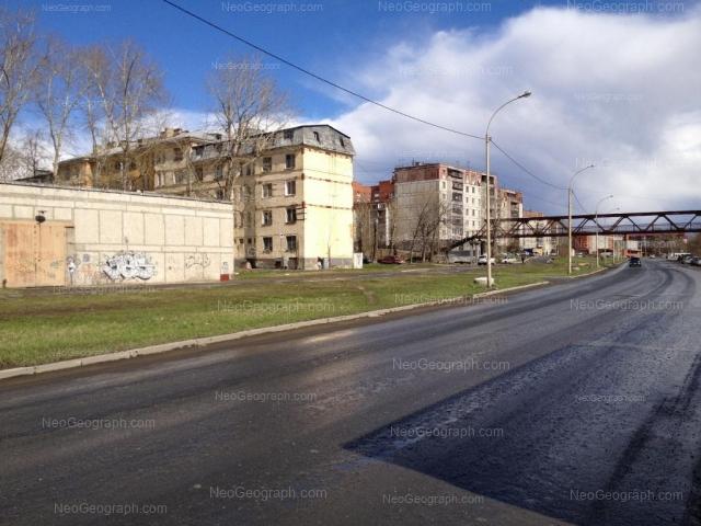 Адрес(а) на фотографии: улица Миномётчиков, 58, Екатеринбург