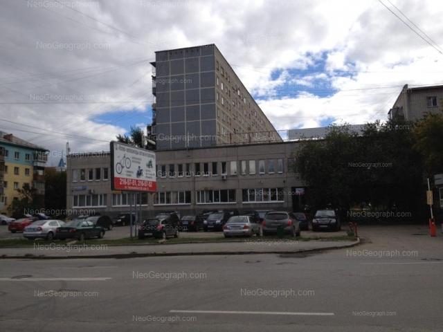 Адрес(а) на фотографии: улица Фурманова, 55А, 57, Екатеринбург