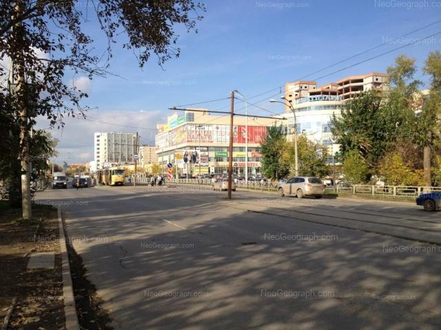 The shopping center Megapolis: 8 Marta Street, 149, Екатеринбург, Россия