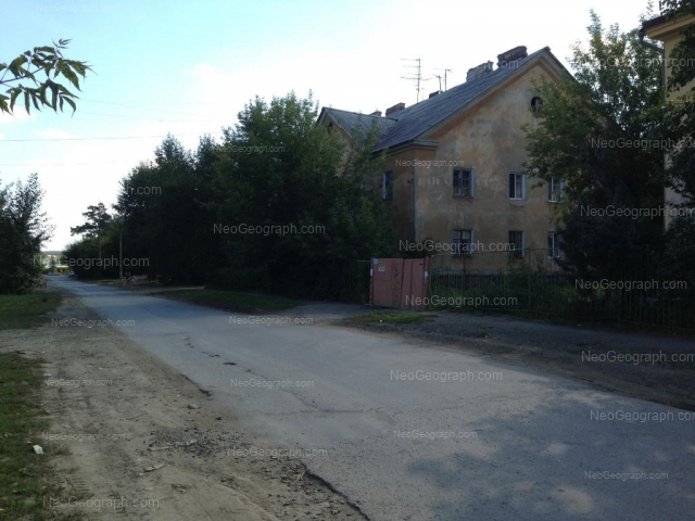 Адрес(а) на фотографии: Ремесленный переулок, 11, Екатеринбург